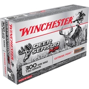 Winchester Deer Season .300 Win 150 Gr. Extreme Point Polymer Tip, 20 Rounds