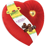 Russell Stover Key to My Heart Assorted Chocolate Heart