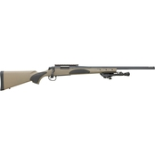 Remington 700 Varmint Target Rifle 308 Win 22 in. Barrel 4 Rnd Rifle Black