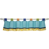 Carter's Laguna Collection Window Valance