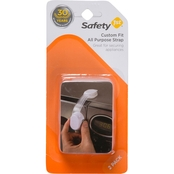 Safety 1st Custom Fit All Purpose Strap 2 Pk.