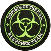 Trooper Clothing Kids Zombie Outreach Patch