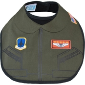 Trooper Clothing Infants Flight Suit Bib