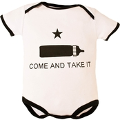 Trooper Clothing Infants Come and Take It Bodysuit