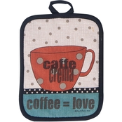 Kay Dee Designs Good Coffee Pot Holder