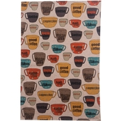 Kay Dee Designs Good Coffee Tea Towel