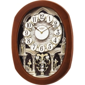 Rhythm Clocks Grand Encore II Wall Clock