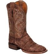 Lucchese Men's Malcolm Giant Alligator Boots