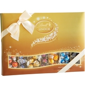 Lindt Deluxe Assorted Truffles Gift Box