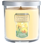 Yankee Candle Flowers in the Sun Small Tumbler Candle