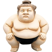Design Toscano Basho the Sumo Wrestler Statue