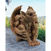 Design Toscano Balthazar's Watch Gargoyle Sculpture