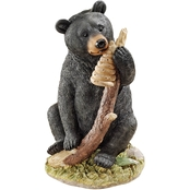 Design Toscano Honey, the Bear Cub Statue