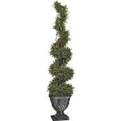 Design Toscano Topiary Tree, Spiral