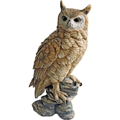 Design Toscano Perching Forest Owl Statue
