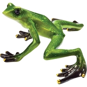 Design Toscano Jungle Forest Tree Frog