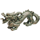 Design Toscano Great Wall Asian Dragon