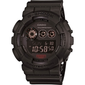 Casio Men's G-Shock Digital Military Watch GD-120MB-1K