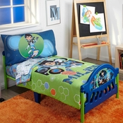 Disney Miles From Tomorrowland 4 pc. Toddler Bedding Set