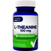 Exchange Select L-Theanine 100 mg, 100 Ct.
