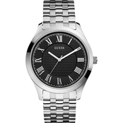 Guess Men's Classis Look Roman Numeral Watch U0476G1