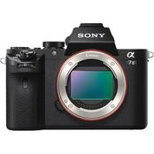 Sony a7 II 24.3MP Full-frame Mirrorless Camera