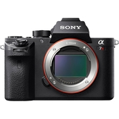 Sony a7R II 42.2MP Full-frame Mirrorless Interchangeable-Lens Camera