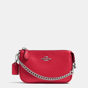 COACH Nolita Wristlet 15 In Smooth Leather