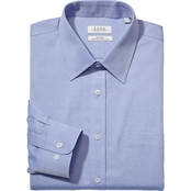 Enro Big & Tall Non Iron Point Collar Dress Shirt