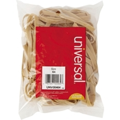 Universal Rubber Bands, Size 64, 3.5 X .25 In., .25 Lb. Pk.