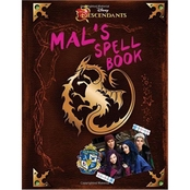Disneys Descendants: Mal's Spell Book