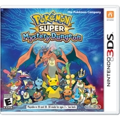 Pokemon SuperMystery Dungeon (3DS)