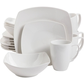Gibson Elite Zen Buffetware 16 Pc. Dinnerware Set