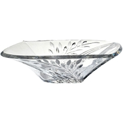 Dale Tiffany Clear Leaf Bowl