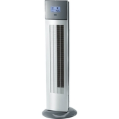 Brookstone Mighty Max Tower Fan Portable Fans Home