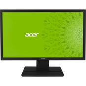 Acer Essential Series 21.5 In. Full HD Widescreen LED Backlit LCD Monitor