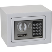 Honeywell 0.17 Cu. Ft. Digital Steel Compact Security Safe
