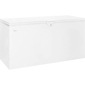 Whirlpool 22 Cu. Ft. Chest Freezer with Extra-Large Capacity