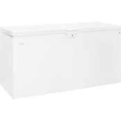Whirlpool 22 Cu. Ft. Manual Chest Freezer