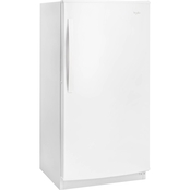 Whirlpool 16 Cu. Ft. Frost Free Upright Freezer in White