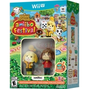 Nintendo Animal Crossing amiibo Festival (Wii U)