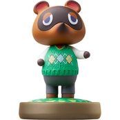 Nintendo amiibo Figure: Tom Nook (Animal Crossing Edition)