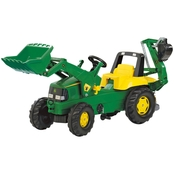 Kettler John Deere Backhoe Loader