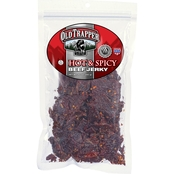 Old Trapper 10 oz. Hot and Spicy Beef Jerky