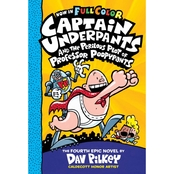 Captain Underpants and the Perilous Plot of Professor Poopypants: Color Edition
