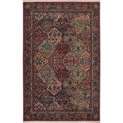 Karastan Original Multi Panel Kirman Rug