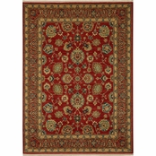 Karastan Sovereign Sultana Red Rug