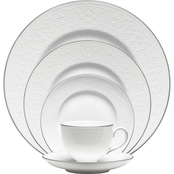 Waterford English Lace 5 Pc. Place Setting