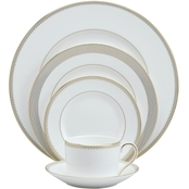 Vera Wang Wedgwood Golden Grosgrain 5 Pc. Place Setting