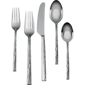 Vera Wang Wedgwood Hammered 5 Pc. Flatware Place Setting